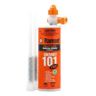 Ramset ChemSet 101 plus polyester adhesive - 380ml