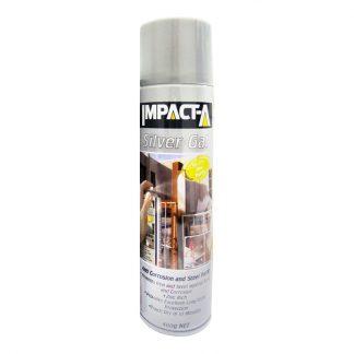 Impact-A silver gal - anti-corrosion spray paint