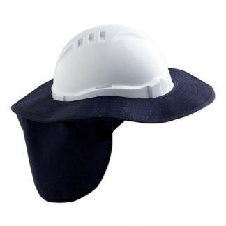 ProChoice hard hat brims - navy blue