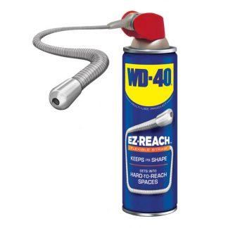 WD-40 Ez-Reach multi-use lubricant - flexible straw - 425g