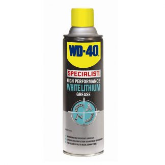 WD-40 specialist white lithium grease - high performance - 300g