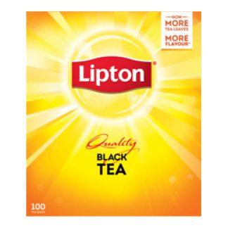Lipton quality black tea bags - 200g