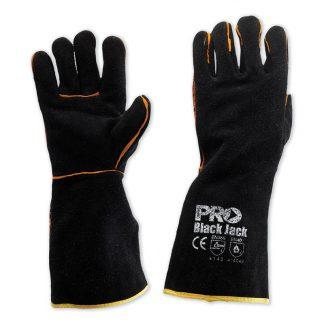 ProChoice BlackJack welding gloves - leather