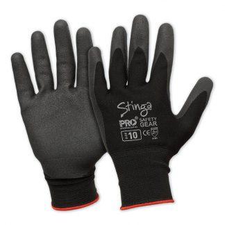 ProChoice ProSense Stinga safety gloves - black