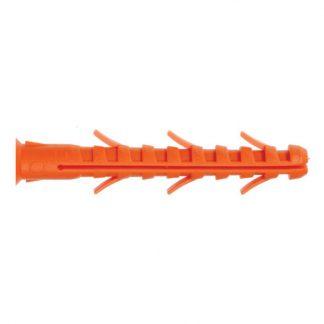Ramset RamPlug nylon frame anchor plugs - orange