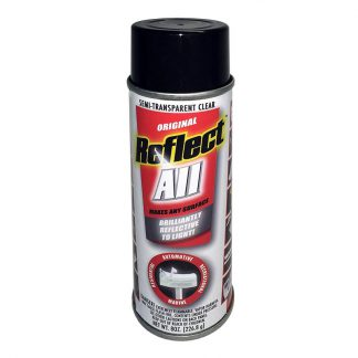 Reflect All reflective coating spray paint - 340g - translucent