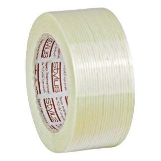 Stylus 802 filament tape - premium crossweave - beige