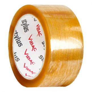 Stylus Vibac packaging tape - translucent