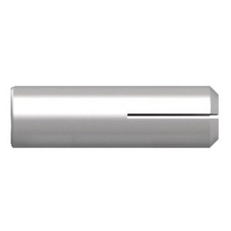 Drop-in anchors - plain - stainless
