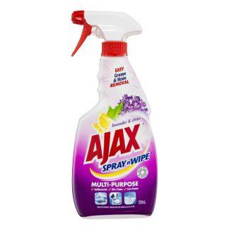 Ajax Spray n' Wipe multi-purpose cleaner - with spray trigger - 500ml