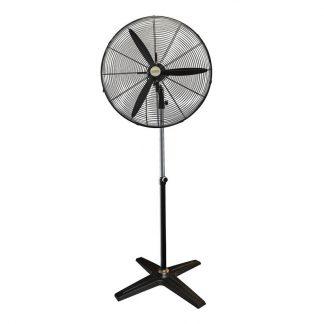 Beaver industrial fan - pedestal - black