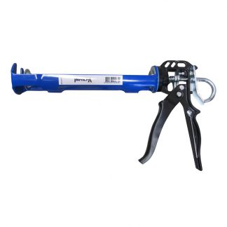 Impact-A cartridge caulking gun - swivel head - blue