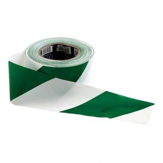 ProChoice barricade tape - green & white