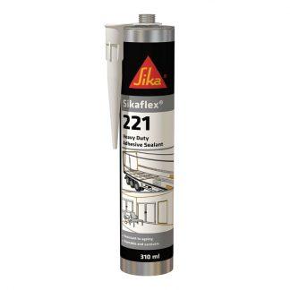 Sikaflex 221 industrial polyurethane adhesive sealant - cartridge - 310ml