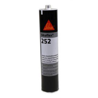 Sikaflex 252 polyurethane assembly adhesive - cartridge - 300ml