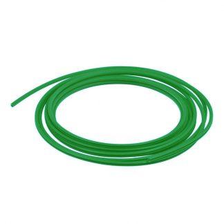 Spaghetti wall anchor rolls - PVC - green - 6.5mm