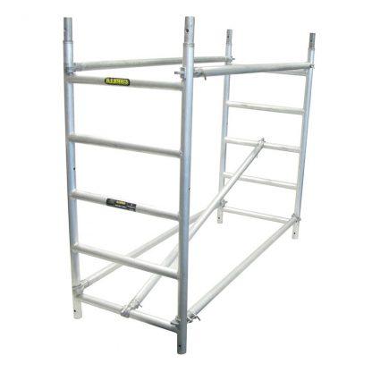 Gorilla Expanda Scaff scaffold extension - riser pack - aluminium