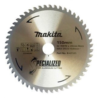 Makita circular saw blades - for aluminium - 150mm