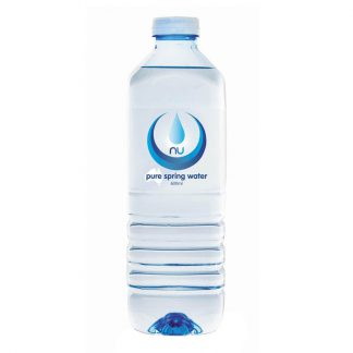 Nu Pure spring water - 600ml bottle