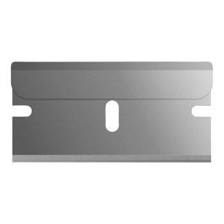 Sterling razor blades - single edge - for scraping - steel