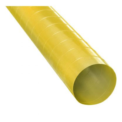 Ezytube pier liners - foundation forming tubes - yellow