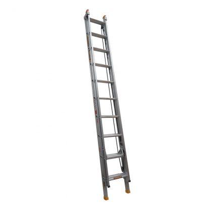 Gorilla extension ladders - industrial - aluminium