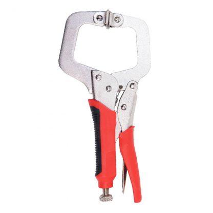 Grip locking C clamp - 150mm, 0-40mm capacity