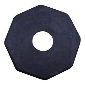 ProChoice bollard bases - black