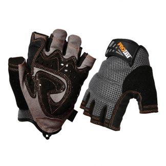 ProChoice ProFit fingerless gloves - black & grey
