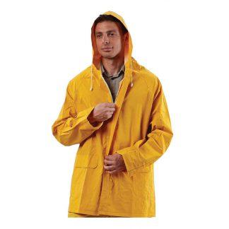 ProChoice rain jackets - yellow