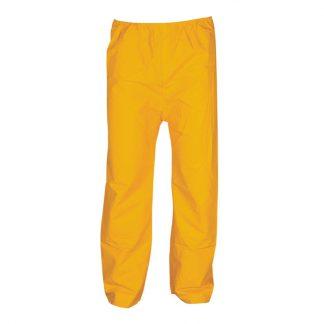 ProChoice rain pants - yellow